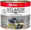Эмаль по металлу BELACOR 12 атмосферостойкая быстросохнущая