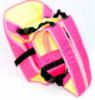 Гр Рюкзак-кенгуру №7 (1) сидя, цвет малиновый. Предназначен для детей с трехмесячного возраста