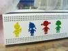 Решетки радиаторов для детского сада Декоративная решетка радиатора скроет радиатор отопления без заметного ухудшения т