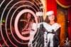 Карнавальный костюм женский «Пьеро» (из сказки про Буратино