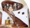 Деревянные лестницы для загородного дома. Кривой Рог цена