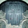 Защиты картера (двигателя) Audi A4 1,6;1,8:1,8T,2,0:2,8avt. 1995-2007г.
