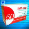 Тест-полоски для определения уровня глюкозы в крови IME-DC / ИМЕ-ДС