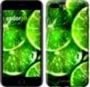 Чехол на iPhone 7 Plus Зелёные дольки лимона 852c-337