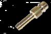 ESSK Адаптер с ниппелем на шланг 1/4« - 6 мм