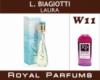 Духи Royal Parfums 100 мл L.Biagotti «Laura»