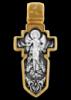 «Распятие с Андреевским крестом. Ангел Хранитель» Акиомов
