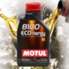 Моторное масло Motul 8100 Eco-nergy 0W30 (1л)