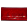 Кошелек женский H.Verde (кожа), 2030-44 Красный, размер 190*95*20