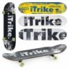 Скейт MS 0356 ITRIKE