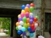 Шары с гелием, гелиевые шары, кульки з гелієм, шарики под потолок