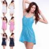 Платье пляжное на бретелях AL7031