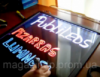 Флеш-панель с LED подсветкой для различной рекламы, размеры 40 х 60 см Код:27884154