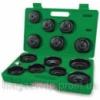 Набор съемников масляных фильтров 14ед. (крышки+краб) TOPTUL JGAI1401 Код:23386725