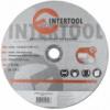 Круг отрезной по камню INTERTOOL CT-5009