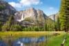 Пазлы Castorland 1000 элементов «Национальный парк Йосемити, США» ()