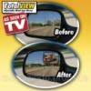 Дополнительное панорамное зеркало заднего вида для автомобиля Total View Код:255814917