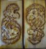 Нарды  ручной  работы  «Лев»