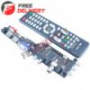Универсальный контроллер ЖК матриц, скалер с ДУ T.RD8503.A8 SKR.03