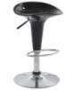 Высокий барный пластиковый стул Эйприл