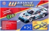 Авто трек Шальные гонки 13818 трасса 615 см, 2 машинки