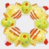 Декоративная подставка «Пасхальная» на 8 яиц керамическая