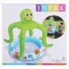 Бассейн детский «Осьминог» с навесом Smiling Octopus Shade Baby Pool 102*104см 57115