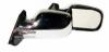 Зеркало заднего вида ВАЗ без повторителей поворотов хром SM-632-CHB