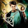 Брелок «Дары смерти Гарри Поттер»