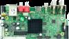 Плата 8-ми канального AHD-M гибридного видеорегистратора