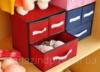 Органайзер складной для белья и мелочей Горошек Код:103-10216779