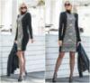 платье - туника купить в розницу Вязаные Платья - Женская одежда