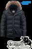 Куртка подростковая зимняя Braggart Teenager - 7355A графит