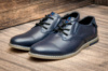 Туфли мужские CHECO, темно-синий (2871-2),  [  40 44 45  ]