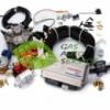 для автомобиля 6 цилиндров ГБО STAG 300 ISA2 установить газ