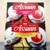 Чай чёрный c ароматом лимона (малины) ASSUAN 40 п