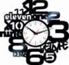 Vinyl-clocks