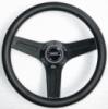 Рулевое колесо PRETECH 32см черное.