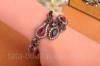 Винтажный женский браслет на руку код 1224