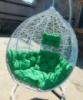 Плетеная мебель.Кресло кокон