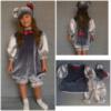 Детский карнавальный новогодний костюм Мышь № 2