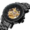 Мужские наручные часы механические Турбо С+ с автоподзаводом Orkina Havanna. Новинка!