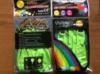 Светящиеся воздушные шарики зеленые