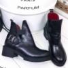 Стильные ботинки Diezzzl черные