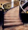 Ступени с капиносом. Плитка для лестниц. Керамогранит ЗЕВС КЕРАМИКА COTTO CLASSICO.