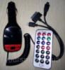 FM- модулятор YC-A3 iPhone Mini USB