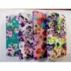 Универсальный чехол с цветами для телефонов 4.3 дюйма