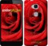 Чехол на Huawei Honor 5X Красная роза 529c-176