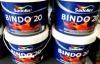 Краска для стен BINDO 20 3107/10л- латексная краска для внутренних работ. Нестекающая.С широкой цветовой гаммой.