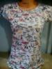 Стильная женская футболка 0938 с.т. Код:543772880